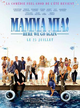 Bande-annonce Mamma Mia! Here We Go Again