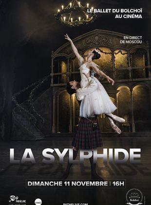 Bande-annonce La Sylphide (Bolchoï - Pathé Live)