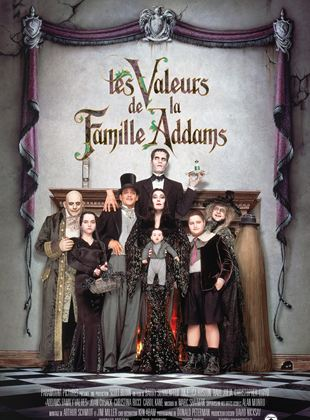 Bande-annonce Les Valeurs de la famille Addams
