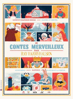 Bande-annonce Les Contes merveilleux par Ray Harryhausen