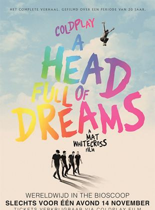 Bande-annonce Coldplay: A Head Full of Dreams