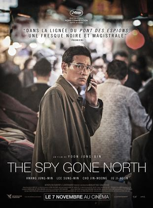 The Spy Gone North streaming vf