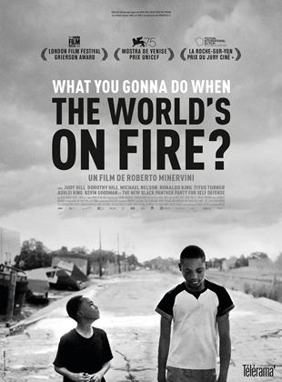 Bande-annonce What You Gonna Do When The World's On Fire?