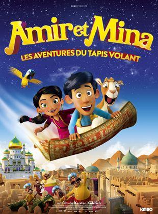 Bande-annonce Amir et Mina : Les aventures du tapis volant
