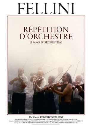 Bande-annonce Répétition d'orchestre
