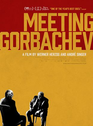 Bande-annonce Meeting Gorbachev