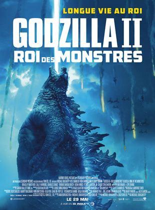 Bande-annonce Godzilla 2 - Roi des Monstres