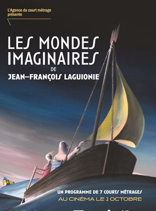 Bande-annonce Les Mondes imaginaires de Jean-François Laguionie