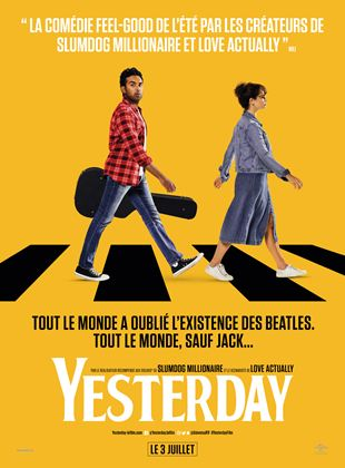 Bande-annonce Yesterday