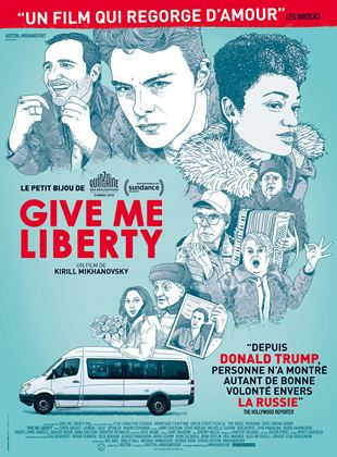 Give Me Liberty streaming