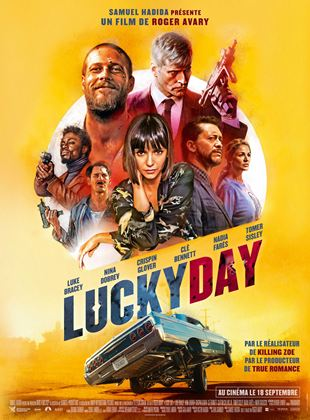 Bande-annonce Lucky Day