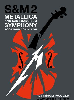 Metallica & San Francisco Symphony : S&M 2 streaming