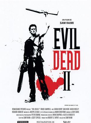 Bande-annonce Evil Dead 2