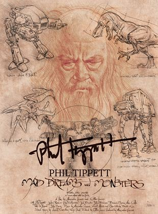 Phil Tippett: Mad Dreams and Monsters