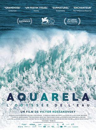 Aquarela - L'Odyssée de l'eau streaming