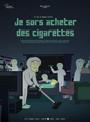 Bande-annonce Je sors acheter des cigarettes