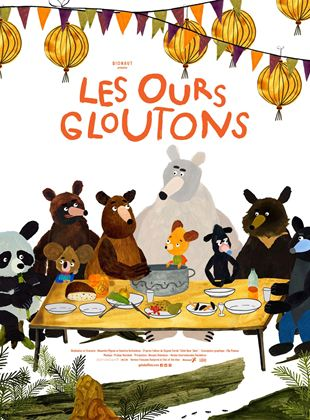 Les Ours gloutons streaming
