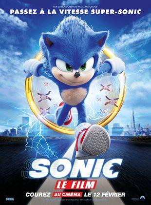 Bande-annonce Sonic le film