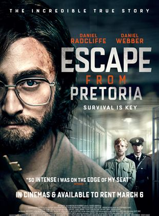 Escape from Pretoria streaming