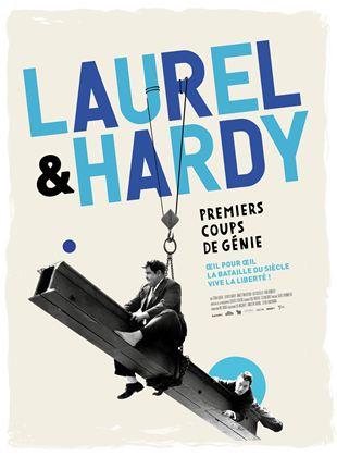 Laurel et Hardy Premiers coups de génie streaming
