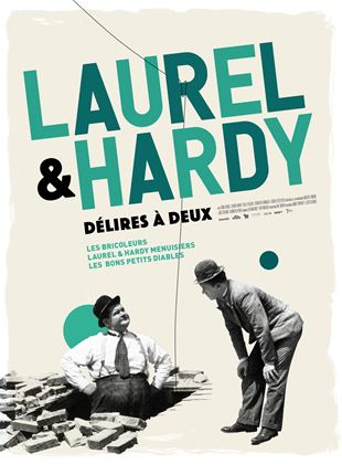 Laurel et Hardy Délires à deux streaming