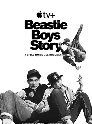 Bande-annonce Beastie Boys Story