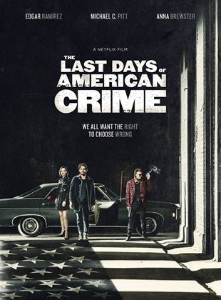 Bande-annonce The Last Days of American Crime