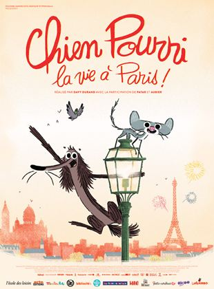 Bande-annonce Chien Pourri, la vie à Paris !
