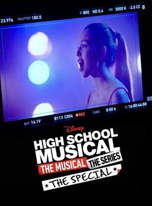 High School MUSICAL: La Comédie Musicale, La SERIE : Les Coulisses