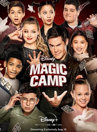 Bande-annonce Magic Camp