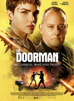 Bande-annonce The Doorman