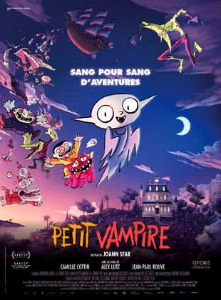 Bande-annonce Petit Vampire