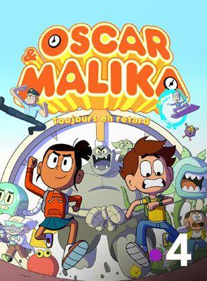Oscar et Malika, toujours en retard