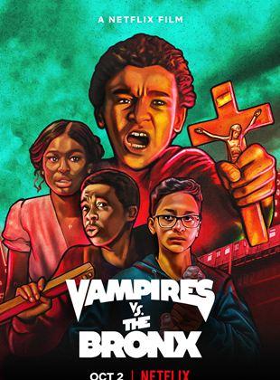 Bande-annonce Des Vampires dans le Bronx
