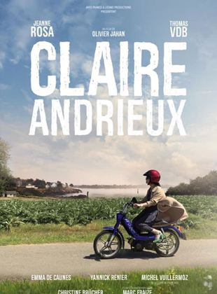 Bande-annonce Claire Andrieux