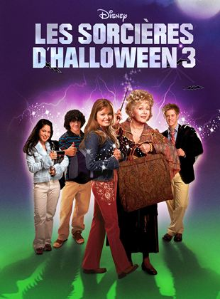 Les Sorcières d'halloween 3 (TV)