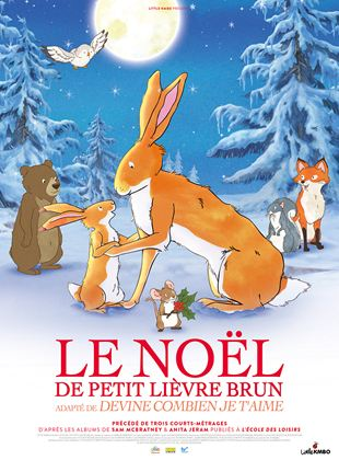 Bande-annonce Le Noël de petit lièvre brun