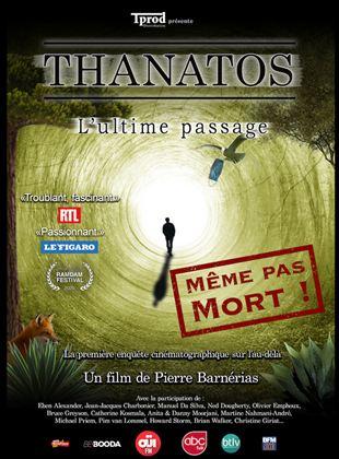 Bande-annonce Thanatos, l'ultime passage