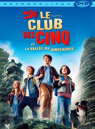 Bande-annonce Le Club des Cinq et la vallée des dinosaures