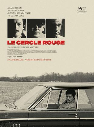 Le Cercle Rouge streaming