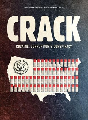 Bande-annonce Crack : Cocaïne, corruption et conspiration