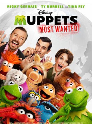 Bande-annonce Muppets most wanted