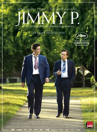 Bande-annonce Jimmy P.