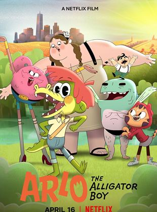Arlo, le Garçon Alligator