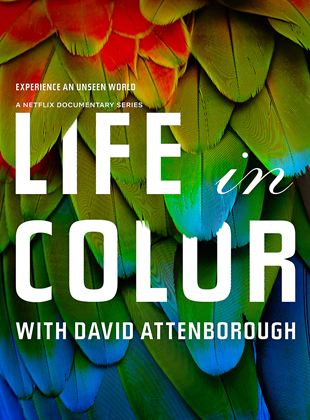La Vie en couleurs avec David Attenborough