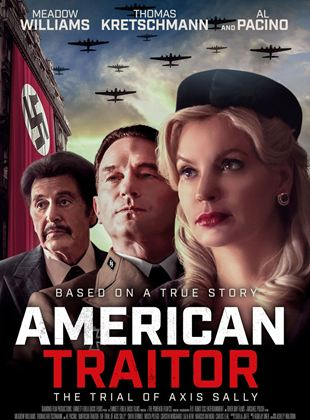 Bande-annonce American Traitor: The Trial of Axis Sally