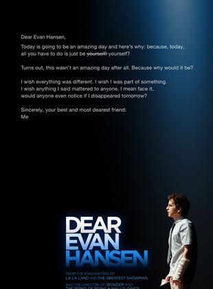 Bande-annonce Cher Evan Hansen