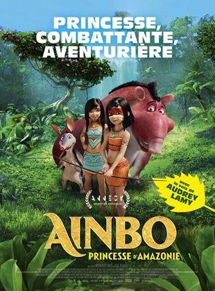 Ainbo, princesse Amazonie