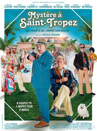 Mystère à Saint-Tropez streaming