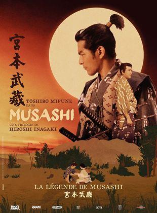 La Légende de Musashi streaming